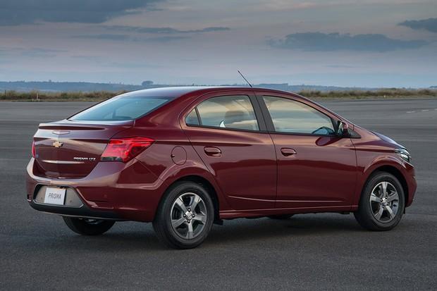 Chevrolet Prisma (Foto:  )