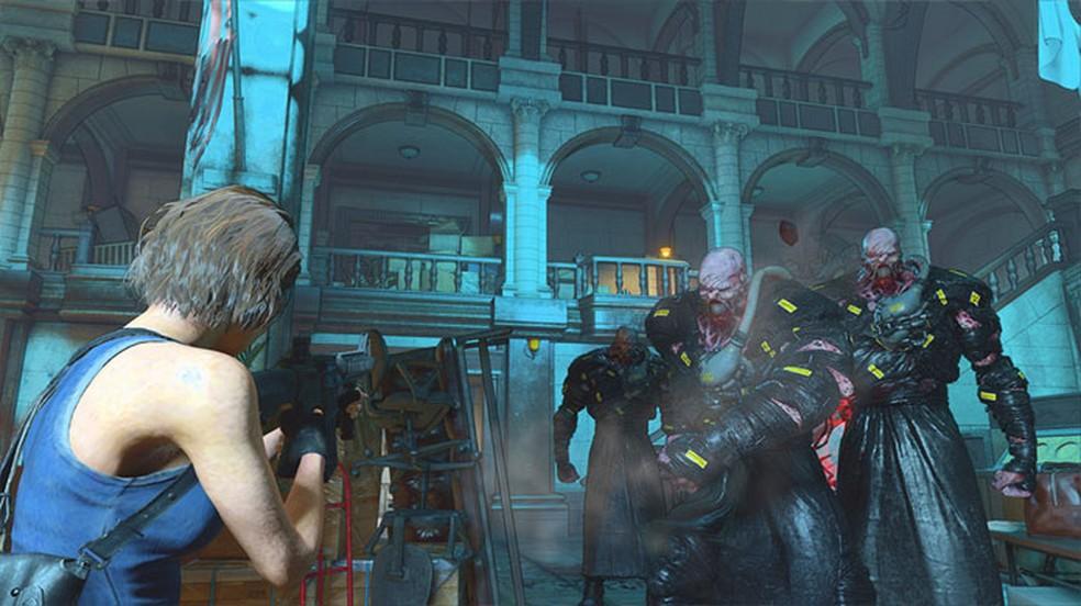 Resident Evil Re: Verse é um game multiplayer da Capcom que deveria ter saído junto com Resident Evil Village e talvez esteja na E3 2021 — Foto: Reprodução/Capcom