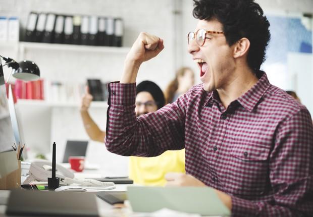 motivação - confiança - produtividade - conquista - vitória - felicidade - objetivos - sucesso (Foto: Thinkstock)