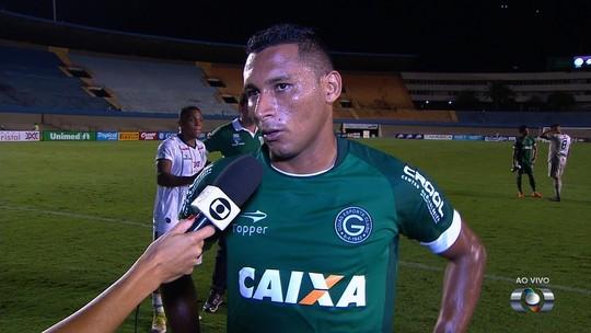 Pedro Bambu comemora gol, vitória com placar elástico e melhor campanha