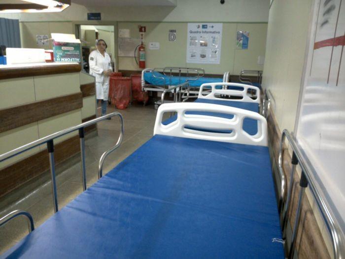 O Hospital Lourenço Jorge, na Barra, tem leitos bloqueados