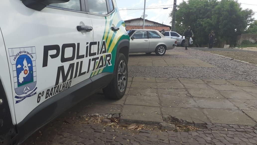 Dois jovens são baleados ao tentar negociar venda de moto na Zona Sul de Teresina