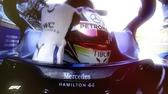 Novo gráfico da transmissão da F1 traz vida dos pneus em tempo real