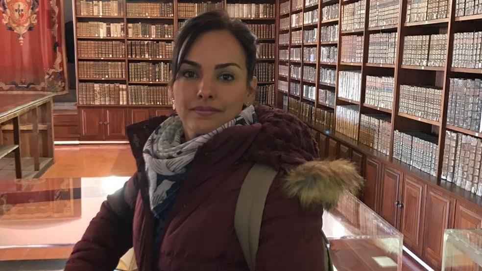 Flávia Alvares Fernandes, psicóloga especialista em psicoterapia para gestantes: Mitos pioram conflitos que normalmente existem nessa fase (Foto: Cedida)