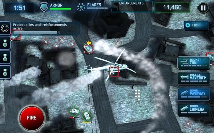 Jogo realista onde você controla Drones como o Predator (Foto: Divulgação)