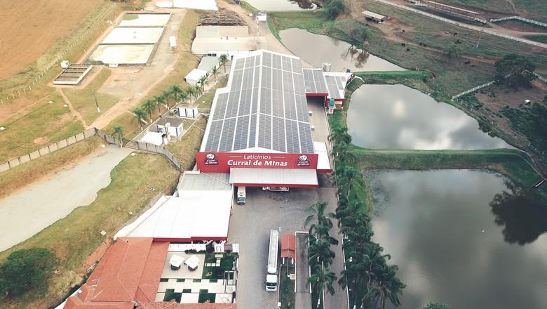 paineis solares (Foto: Divulgação)