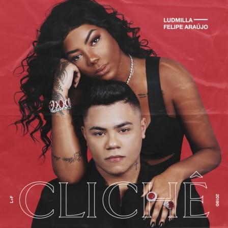 Ludmilla lançou na sexta-feira (23) seu novo single, Clichê, em parceria com o sertanejo Felipe Araújo (Foto: Divulgação)