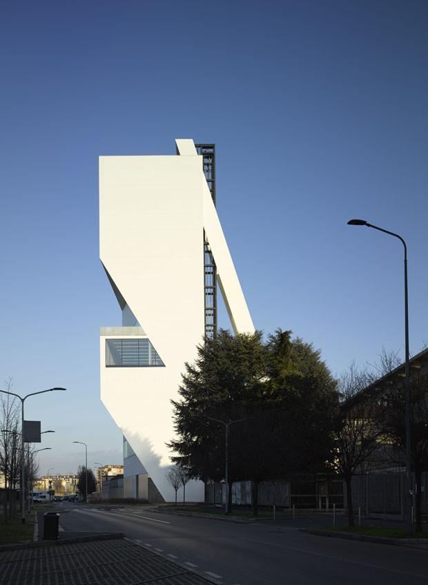 Fundação Prada inaugura novo edifício em Milão  (Foto: Divulgação)