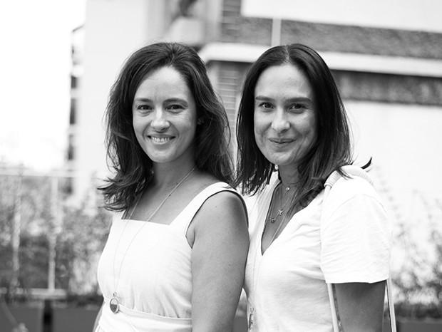 Carol Batalha e Eva Bichucher (Foto: Murilo Yamanaka/ Divulgação)