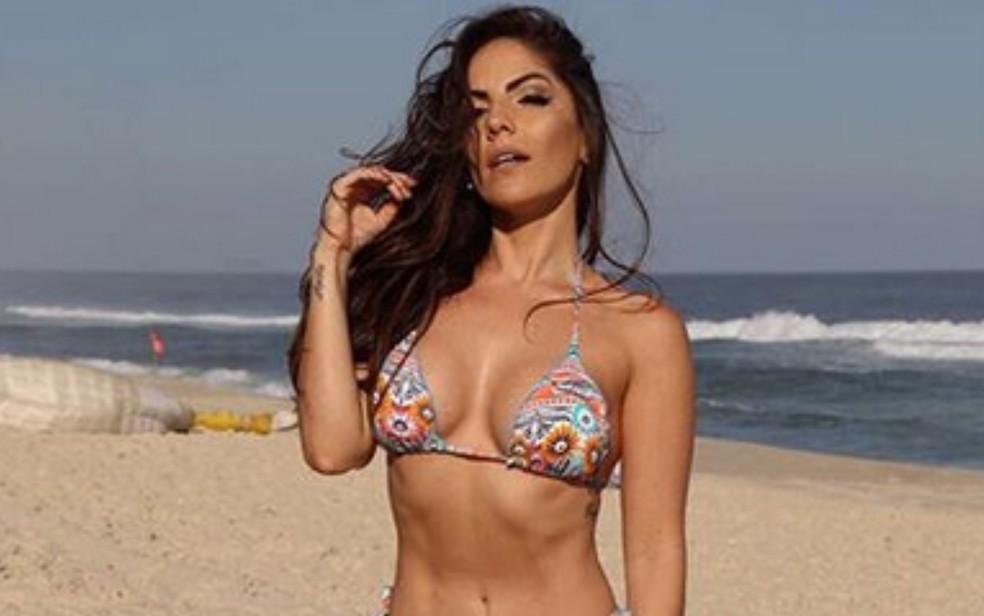 Anamara participou de duas edições do BBB, da Rede Globo (Foto: Reprodução/Instagram)