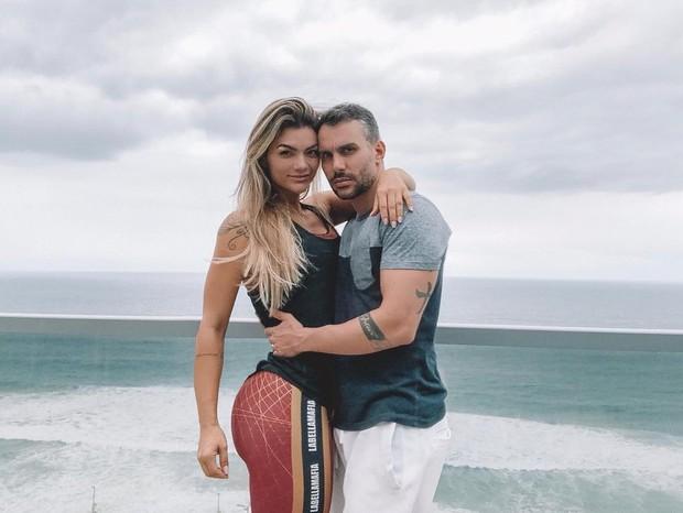 Kelly Key e Mico Freitas (Foto: Instagram/Reprodução)