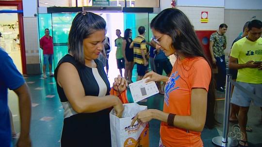 Inicia entrega de kits para a Corrida Pedestre Henrique Archer Pinto 2017
