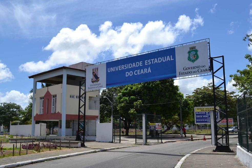 Seleção pública aguarda divulgação de edital com vagas para professor no Ceará — Foto: Divulgação/Uece