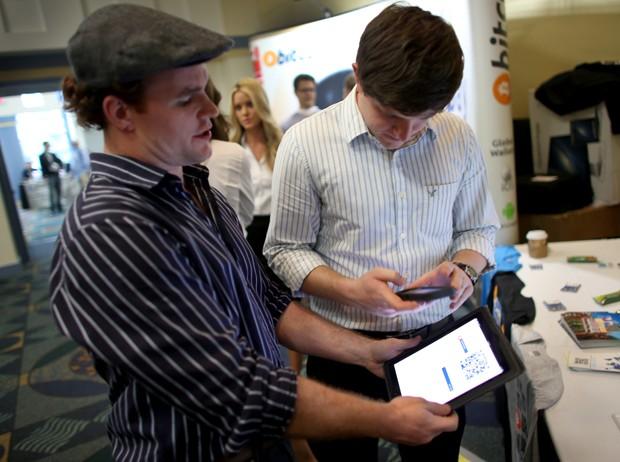 17% dos millennials nos EUA já compraram criptomoedas (Foto: Joe Raedle/Getty Images)