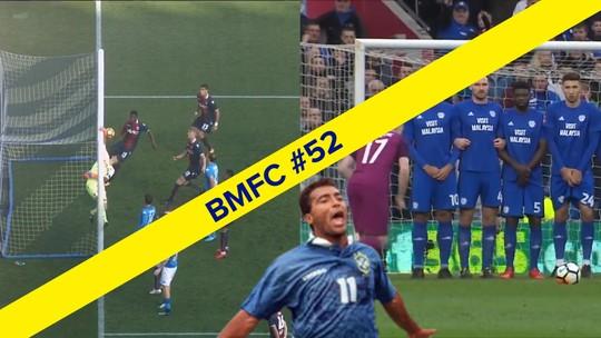BMFC #52: Golaços de cobertura, hat-trick bizarro e homenagens a Romário