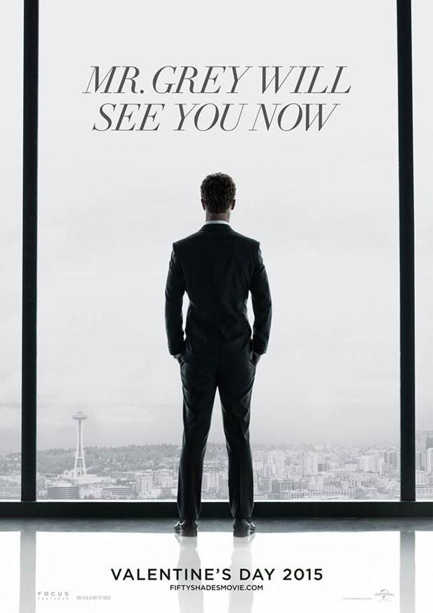O primeiro poster oficial do longa foi publicado pela produção, no Twitter (Foto: Divulgação)
