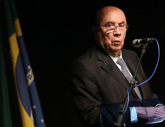 Henrique Meirelles (Foto: José Cruz/Agência Brasil )