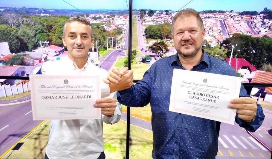 Justiça Eleitoral cassa mandatos de prefeito e vice de Campo Magro por abuso de poder político e econômico
