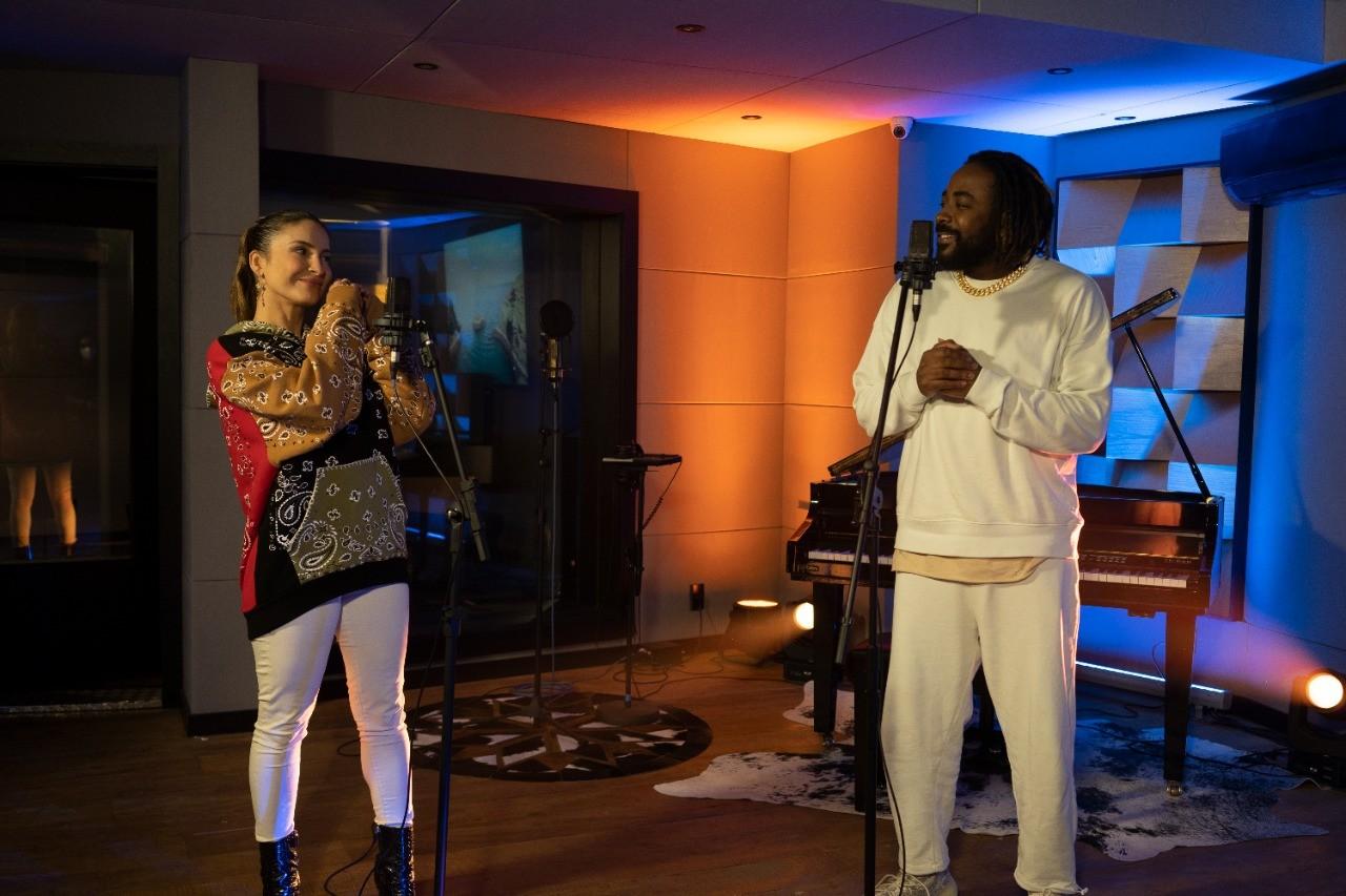 Claudia Leitte participa de 'Epifania', álbum solo de Clovis Pinho