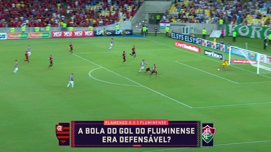 """Caio Ribeiro fala sobre gol sofrido por Diego Alves: """"Goleiro diferente talvez pegasse"""""""