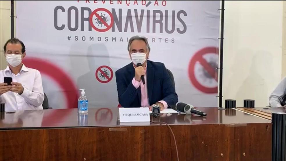 Coronavírus: Prefeitura de João Pessoa proíbe feiras livres, acesso a praças e anuncia 182 novos leitos — Foto: Reprodução/Prefeitura de João Pessoa