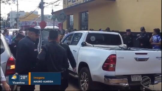 Execução no Paraguai