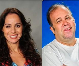 Claudia Mauro e Otávio Muller | Divulgação
