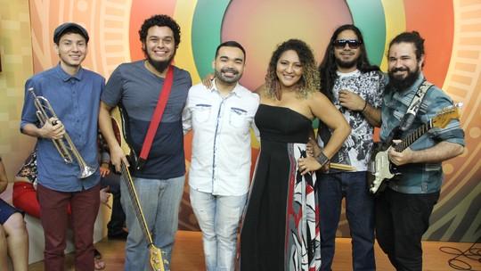 Gramophone traz 'reggae amazônico' para o Paneiro