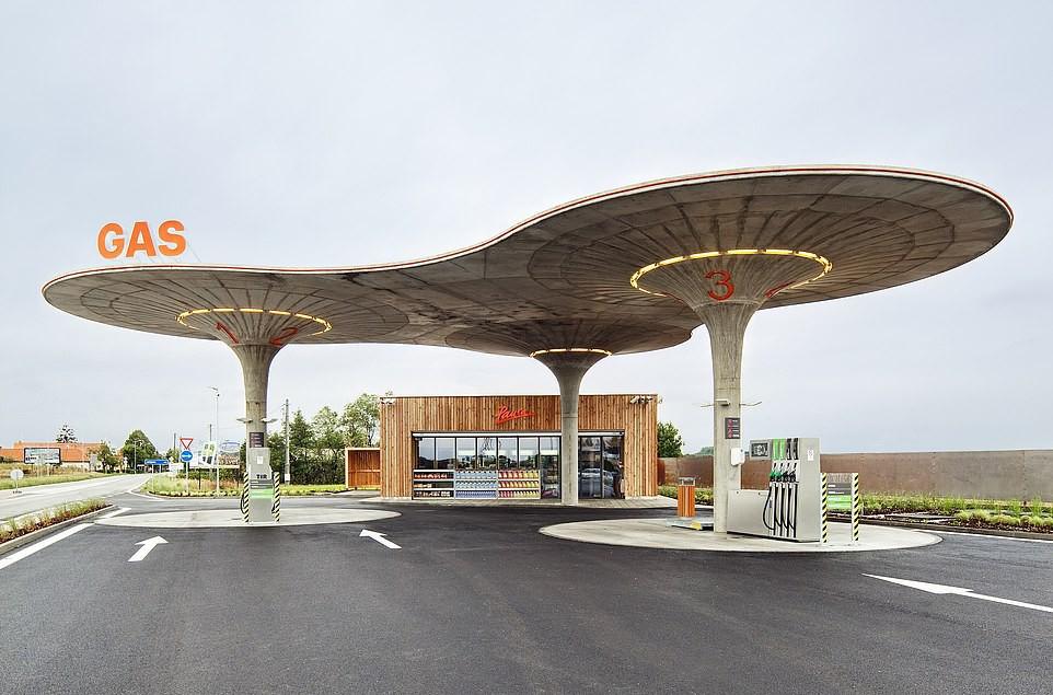 Its a Gas (Foto: Gestalten/Divulgação)