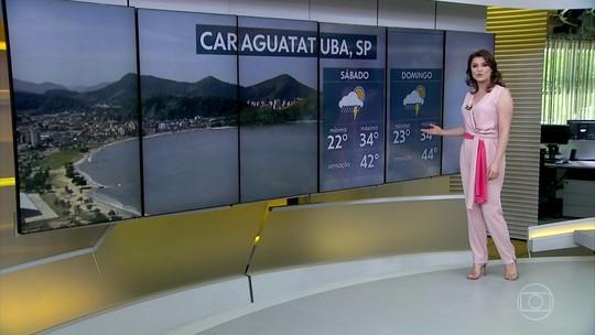 Calorão provoca sensação de 55ºC em cidade no Paraná
