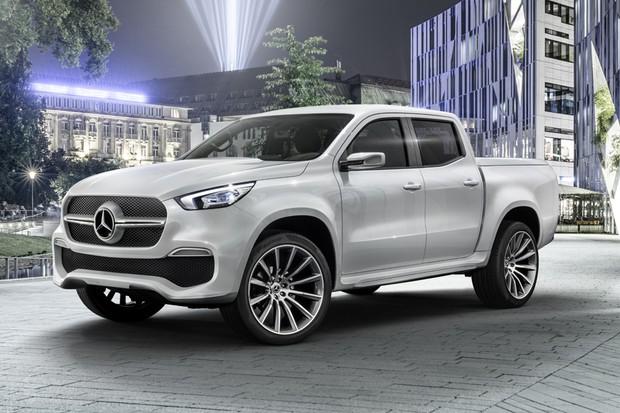 Recalls Honda Com >> Inédita picape da Mercedes será lançada no Brasil em 2018 - AUTO ESPORTE | Notícias