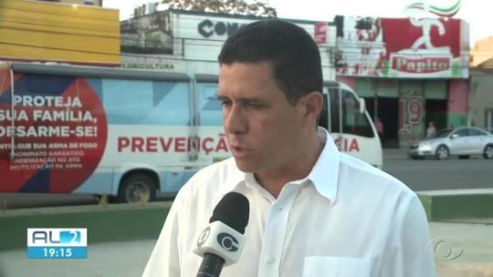 Procurado pela justiça ex-secretário da Paz de Alagoas se apresenta à polícia