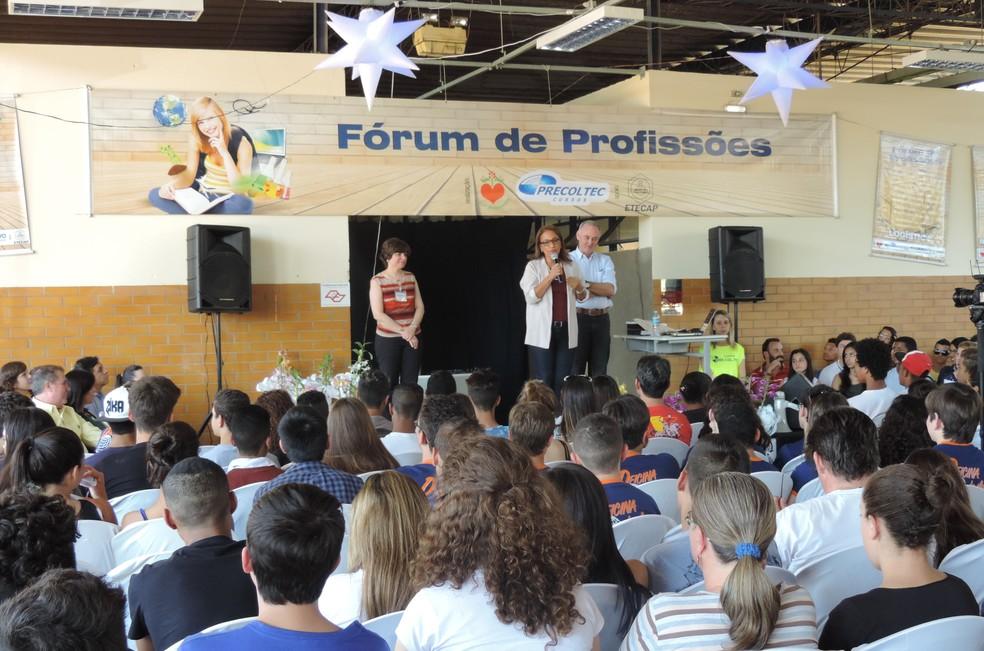 Campinas Recebe Fórum De Profissões Gratuito Com Palestras
