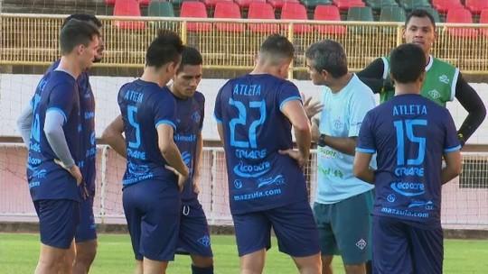 Zagueiro do Atlético-AC admite que time tem deixado a desejar defensivamente na Série C