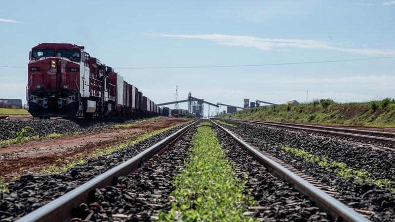 ferrovia (Foto: Editora Globo)