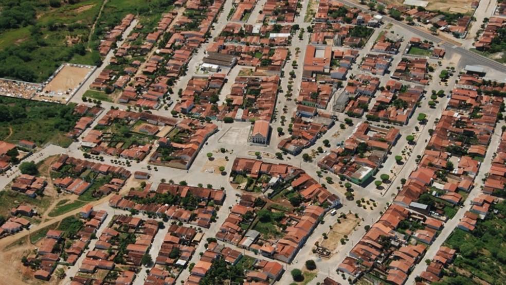 São João do Cariri, PB (Foto: Ascom/Prefeitura de São João do Cariri/Divulgação)