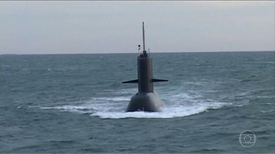 Submarino argentino com 44 tripulantes está desaparecido há oito dias