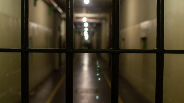 A cadeia feminina de Tremembé 2 tem 646 detentas em regime fechado - a capacidade é de 796 pessoas  (Foto: BBC)