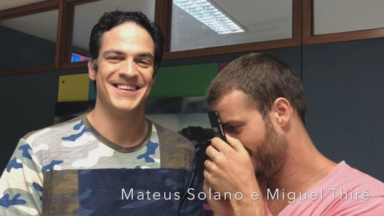 Belém recebe Mateus Solano e Miguel Thiré