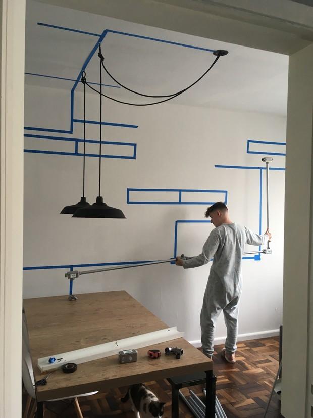 Como planejar uma reforma para a casa (Foto: MATHEUS ILTCHECHEN/DIVULGAÇÃO)