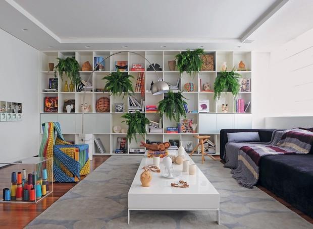 Projeto do arquiteto Sidney Quintela (Foto: Marcelo Magnani/Editora Globo)