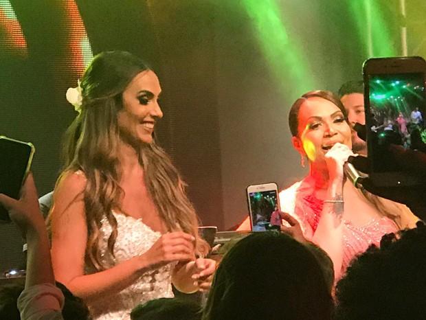 Festa de casamento de Nicole Bahls e Marcelo Bimbi (Foto: QUEM)