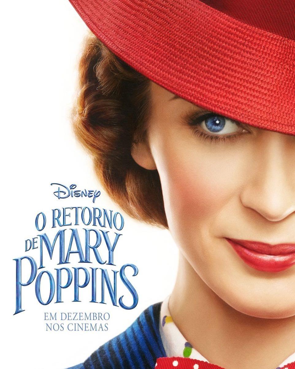 O Retorno de Mary Poppins (Foto: Divulgação)