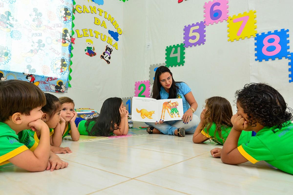 Inscrições para Casas Mãe e escolas Proinfância começam nesta segunda (13)