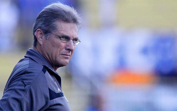 Oswaldo de Oliveira, Botafogo x Cruzeiro (Foto: Luciano Belford/Agência Estado)