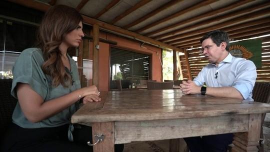 Senador Randolfe Rodrigues diz que é contra a federalização do caso Marielle