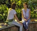Letícia Colin e Isabelle Drummond em 'Sete vidas' | Maria Eduarda Freitas/Gshow