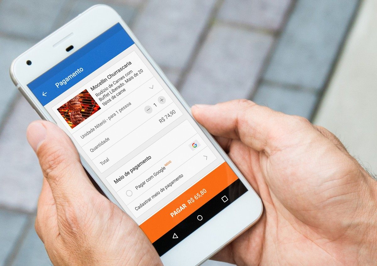 Pagar com Google chega ao Brasil para disputar mercado com PayPal e PagSeguro