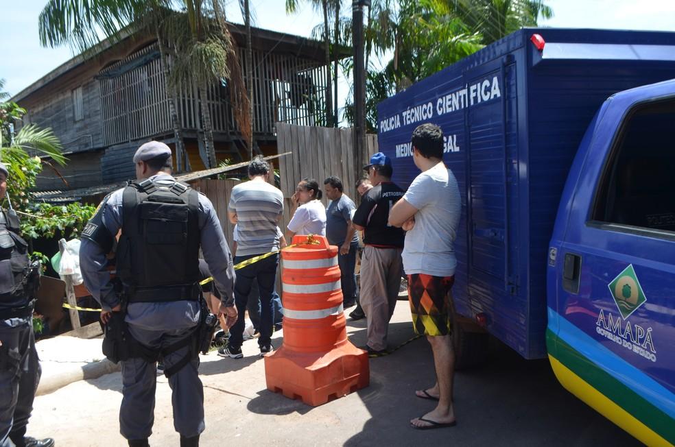 'Rentabilidade financeira' é atrativo para jovens ingressarem no crime — Foto: Jorge Abreu/Arquivo G1
