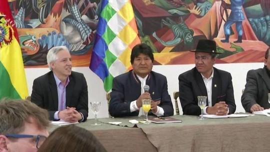 OEA aceita auditar as eleições presidenciais na Bolívia